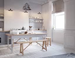 four interiors that harmonise muddle utilizing scandinavian model