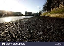 themse gezeiten london river lambeth bridge low tide stockfotos river lambeth bridge low
