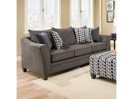 Upholstery Albany Ny Simmons Upholstery 6485 Transitional Sofa With Wood Legs Dunk