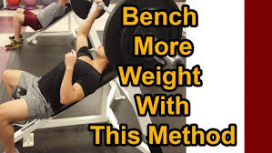 Bench Workout To Increase Max Bench Best Way To Increase Bench How To Increase Bench Press Max