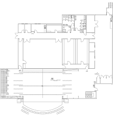 Sony Centre Floor Plan About The Theatre The Besen Centre
