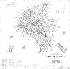 fayette county maps state and county maps of kentucky
