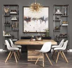modern dining room ideas 10 superb square dining table ideas for a contemporary dining room