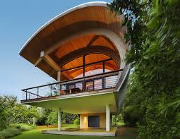 futuristic house floor plans architecture elegant curve wooden roof for decoration futuristic