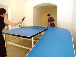 home ping pong table ping pong peculiar 6 extreme ly fun table tennis surfaces