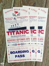 wedding invitations belfast titanic themed wedding invitations wedfest