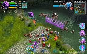 best android mmorpg the 25 best multiplayer for android