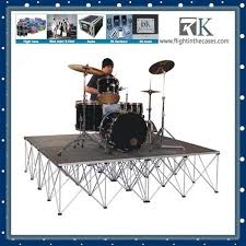 Dj Table Stand Folding Stand Professional Flight Case For Dj Speaker Buy