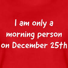 i am only a morning person on december 25 t shirt spreadshirt
