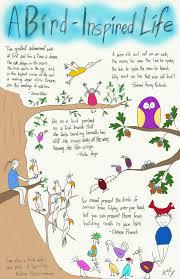 a bird inspired create thrive grow