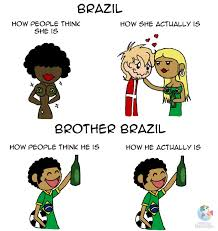 What Colour Is Brazil Flag Top 10 Reasons To Date A Brazilian Woman National Stereotypes