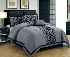Cream And Black Comforter Black And Cream Quilts U2013 Boltonphoenixtheatre Com