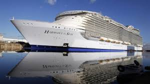 largest cruise ship in the world video pictures punchaos com