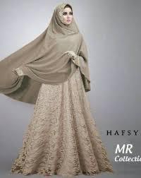 Baju Muslim Brokat gamis brokat baju busana muslim gamis hafsyah syari bw maxi brukat