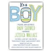 baby boy invitations boy baby shower invites themesflip