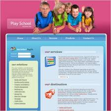 play template free website templates in css html js