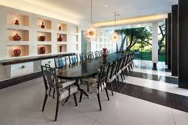 Modern House Dining Room - c home