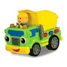 minecraft dump truck on the go dump truck toys