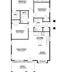 great room ranch house plan ranch houseplan with basic ranch