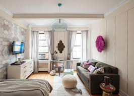 Interior Design For Small Apartments 12 Design Ideas For Your Studio Apartment Hgtv S Decorating