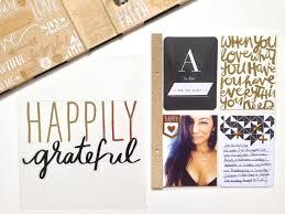 Project Life Wedding Album Amanda Rose Zampelli Project Life 2015 Intro Page Of Album 3