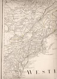West Point Map 1785 To 1789 Pennsylvania Maps
