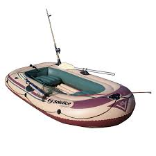 boats u0026 water sports walmart com solstice swimline voyager 30400 inflatable 4 person fishing
