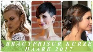 Kurze Haare 2017 by Brautfrisur Kurze Haare 2017