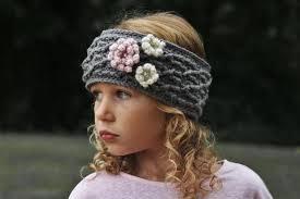 crochet headband 8 and easy crochet flower headband patterns