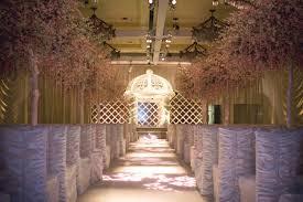 5 places an indoor ceremony mesmerizing indoor wedding ceremony