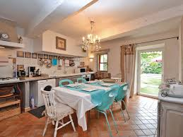 Terracotta Floor Tile Kitchen - a joyful cottage living large in small spaces provencal cottage