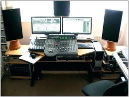 diy recording studio desk recording studio desk pro line series diy recording studio desk
