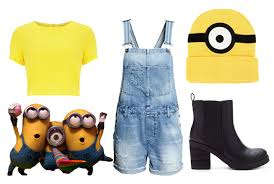 Minion Halloween Costume Ideas 5 Super Simple Diy Halloween Costumes
