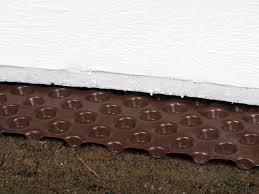 Basement Floor Insulation Crawl Space Insulation With Terrablock In Ontario Insulating