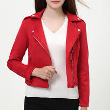 red motorcycle jacket online get cheap brown leather motorcycle jacket women aliexpress