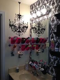 Teenage Bathroom Themes Chic Black And White Bathroom Decor Coolest Home Design Ideas