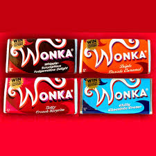 wonka bars where to buy willy wonka and the chocolate factory 4 different