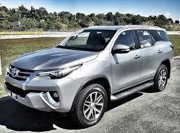 fortuner first impressions of the new fortuner james deakin