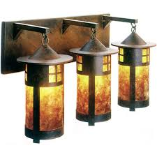 Lighting Ideas Bronze Wall Sconces With White Shade  SMART HOMES - Bathroom vanity light size