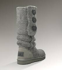 ugg sale today snowboots 39 on ugg gray and crochet