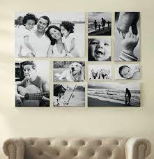 wandgestaltung mit fotos die besten 25 wandgestaltung wohnzimmer ideen auf