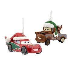hallmark disney pixar cars lightning mcqueen and mater