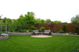Inexpensive Backyard Landscaping Ideas Ideas For Landscaping Backyard On A Budget Cheap Patio Ideas For