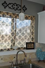 Gray Burlap Curtains Right Where We Are Burlap Curtains No Sewing Required