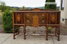 vintage sideboard 10131