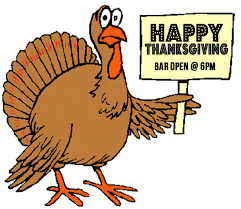 happy thanksgiving bar open 6pm new orleans la siberia nola