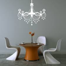 Chandelier Wall Decal Decorative Vinyl Wall Decals U2014 The Home Redesign