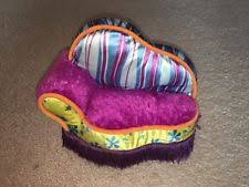 barbie purple couch ebay