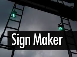our works signboardmaker net malaysia advertising company sign