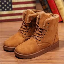 break out men winter snow boots warm platform boots for male